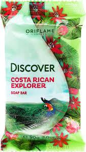 "Oriflame Discover Costa Rican Explorer - <b>Мыло</b> ""Джунгли Коста ..."