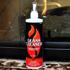 Amazoncom Rutland 12Pint WhiteOff Glass Cleaner 8 Fluid Fireplace Glass Cleaner
