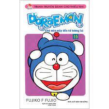 Sách - Doraemon Truyện Ngắn - Tập 15