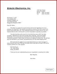 Formal Letter Latest Format Latest Formal Letter Format 3 Bushveld Lab
