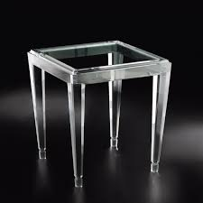 Free Acrylic End Table