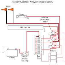 wiring diagram for polaris razr 800 the wiring diagram acc fuse block install polaris rzr forum rzr forums wiring diagram