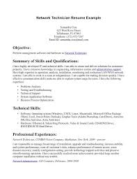 Example Of Pharmacy Technician Resume Best of Pharmacy Tech Resume Samples Sample Resumes