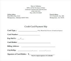 Blank Credit Card Authorization Form Template Free Sample Example ...