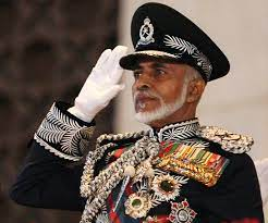 وفاة السلطان قابوس بن سعيد عن عمر يناهز 79 عاماً