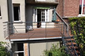 Nivrem Com Terrasse Bois Structure Acier Diverses Id Es De
