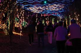 Magic Christmas In Lights at Alabama's Bellingrath Gardens