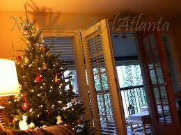 christmas tree me myself and atlanta