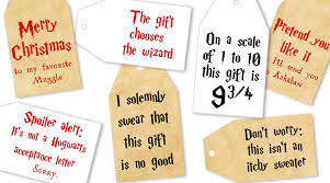 Free Printable Favor Tags Free Printable Harry Potter Christmas Gift Tags Lovely Planner
