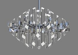 facets 24 led chandelier blackjack lighting