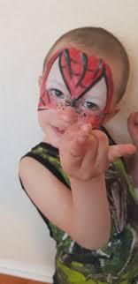 аквагрим татуировки рисуем на лице агентство детских праздников