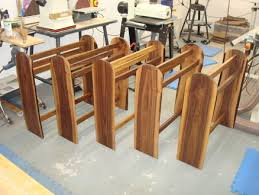 Black Walnut Quilt Racks | Quilt Racks & Chest | Pinterest | Towel ... & Wood: Black Walnut Finish: Teak oil I made a quilt rack like this with pine  picture) more than 10 years ago. This week I made five copies of that one  with ... Adamdwight.com