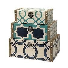Decorative Boxes Canada IMAX Worldwide 100100 Hadley Boxes Set of 100 Lowe's Canada 5