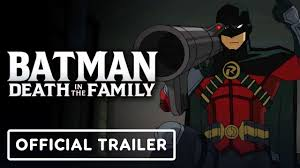DC Showcase's Batman: Death in the Family - Exclusive Official Trailer  (2020) Interactive Movie - YouTube