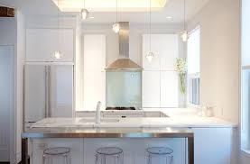 contemporary pendant lighting kitchen modern with breakfast bar ceiling image by stern crystal led light lamp