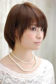 ショートヘア厳選前髪斜めのお勧めスタイル ショートヘア