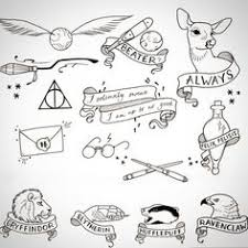 132 likes 24 ments maggie gosselar block ness on insram hp tattooharry potter tattoosline drawingstraditional