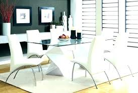 glass dining table decor top room tables oval set ideas dining room furniture ideas53 dining