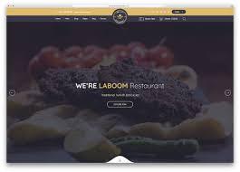 Sitepoint Web Design Business Kit 24 Best Html5 Restaurant Website Templates 2019 Rojak Wp