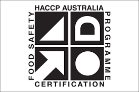 haccp australia approved