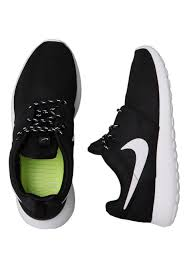 nike running shoes black girls. black and white roshe run girls shoe nike running shoes e