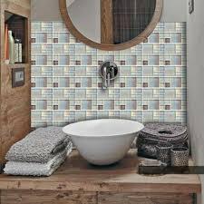 home garden 25 x mosaic tiles