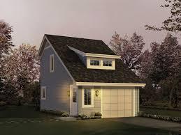 pive apartment garage house plan