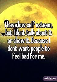Low Self Esteem Quotes Amazing Low Self Esteem Quotes Gleaming Low Self Esteem Quotes Also Top