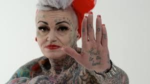 как это будет выглядеть в старости пожилые люди с татуировками