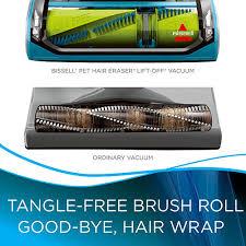 tangle free vacuum. Brilliant Free Pet Hair Eraser Vacuum Cleaner Tangle Free Brush Roll  To T