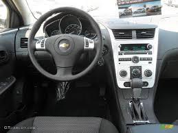 2012 Chevrolet Malibu LT Ebony Dashboard Photo #53161187 ...