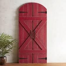 red barn door. Red Barn Door D