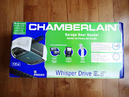 upc 012381108329 image for chamberlain wd832kev 1 2hp myq enabled whisper belt drive