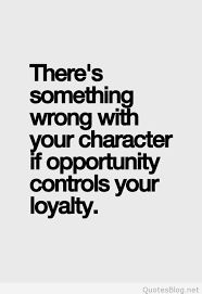 Quotes About Character Something wrong with your character quote 29