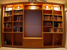 office book shelf. the mostly finished bookshelf lights off derekbrooxcom office bookcase with picture light book shelf e