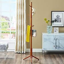 For Living Coat Rack Unique Amazon Sukala Wood Coat Rack Free Standing Entryway Standing