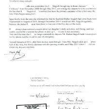 Custody Agreement Template Notarized Custody Agreement Template