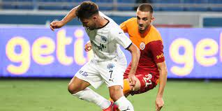 Kasımpaşa 2 - 2 Galatasaray |
