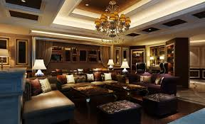 Luxurious Living Rooms Luxury Living Rooms With Tv Luxury Tv Wall Living Room Of Late 6244 by xevi.us