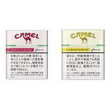 キャメル 電子 タバコ