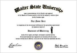 waitering diploma restaurant waiter lover diploma what s it worth waitering diploma restaurant waiter lover diploma