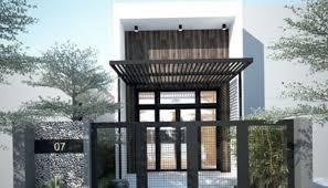 Seperti pagar minimalis di bawah ini, yang selain aman, juga punya nilai estetika. Inspirasi Model Pagar Rumah Minimalis Modern Yang Menarik