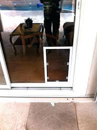 home depot door with dog door glass door with dog door built in sophisticated sliding glass