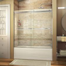 this review is from essence 56 in to 60 in x 60 in semi frameless sliding tub door in chrome