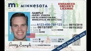Licenses Cards Story Minnesota Driver's Designs Unveiled For Kmsp - Id New