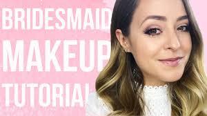 diy bridesmaid makeup tutorial