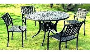 metal patio chairs. Metal Patio Chairs Menards Table And 2 With Cushions .