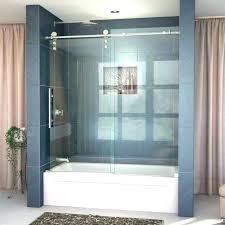 sliding shower doors for bathtubs bathtub glass sliding doors glass shower doors on bathtub medium size sliding shower doors