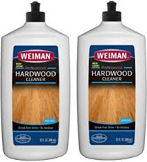 weiman wood floor cleaner 2 pack 32 ounce hardwood finished oak maple cherry