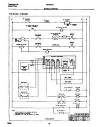 electric range wiring diagram wiring diagram and hernes wiring diagram for frigidaire range the